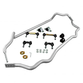Whiteline® - Front and Rear Sway Bar Kit