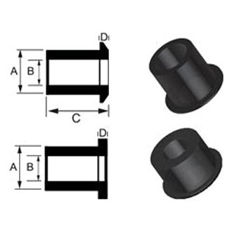 Whiteline® - Rear Differential Mount Bushing Kit