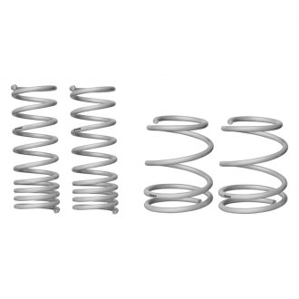 "Whiteline® - 1"" x 1"" Front and Rear Lowering Coil Spring Kit"