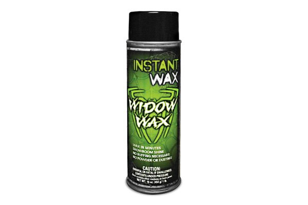 Widow Wax® - Instant Aerosol Spray Wax