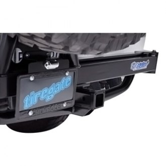 Wilco Offroad® - Black License Plate Relocation Kit