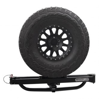Wilco Offroad® - Hitchgate™ Tire Carrier, Center Mount