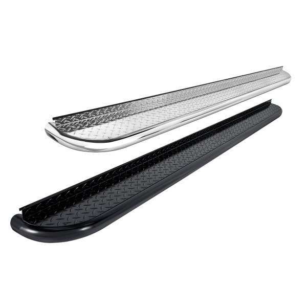 "Willmore® - 5"" Arches Wheel-to-Wheel Running Boards"