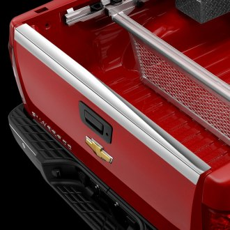 Willmore® - Polished Tailgate Lid Cover