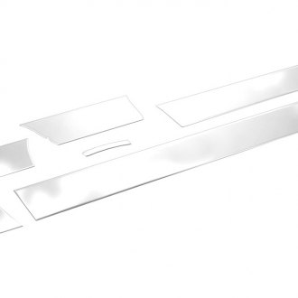 Willmore® - Stainless Steel Rocker Panel Covers
