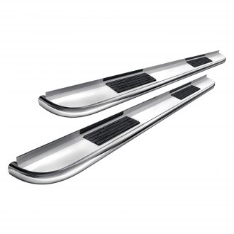 "Willmore® - 5"" Saguaro Polished Running Boards"