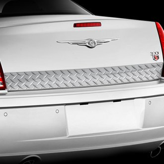 Willmore® - Tread Brite Stainless Steel Trunk Trim