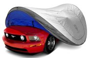 Willpak� - Touchless Car Cover