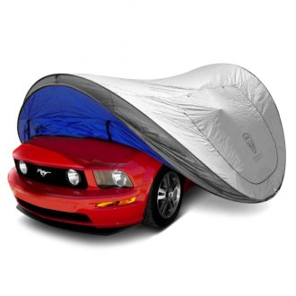 Willpak® - Gray Touchless Car Cover