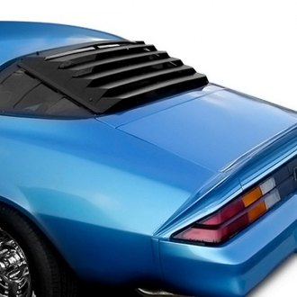 Willpak® - Aluminum Center Rear Window Louver