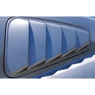 Willpak® - 5 Vent Style ABS Plastic Side Window Louvers