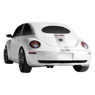 Willpak® - Oval Design Style Oval Design Rear Window Louver (Painted)
