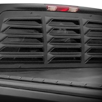 Willpak® - Textured ABS Plastic Rear Window Louver