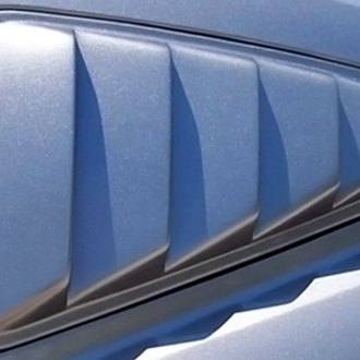 Willpak® - 5 Vent Style ABS Side Window Louvers