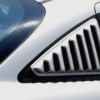 Willpak® - 10 Vent Style ABS Side Window Louvers