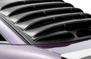 Willpak� - ABS Rear Window Louver