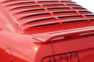 Willpak® 1489-PAINTED - ABS Painted Rear Window Louver