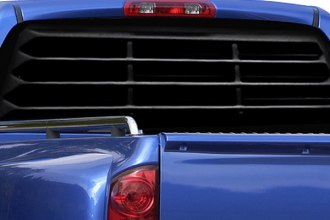 Willpak® - ABS Rear Window Louver