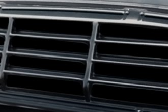 Willpak® 6039 - ABS Rear Window Louver