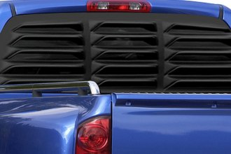 Willpak® 8055 - ABS Rear Window Louver