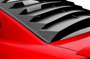 Willpak® - Aluminum Rear Window Louver