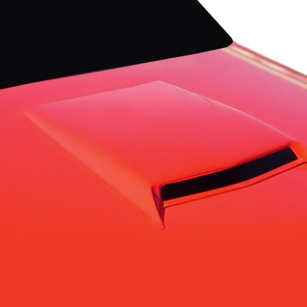 Willpak® - ABS Hood Scoop