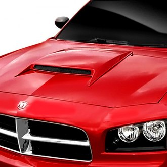 Willpak® - ABS Large Hood Scoop