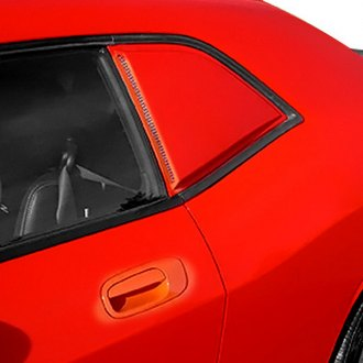 Willpak® - ABS Side Window Scoop
