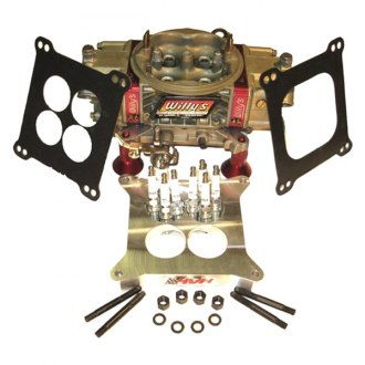 Willy's® - 750 CFM 4BBL Crate Carburetor Power Kit
