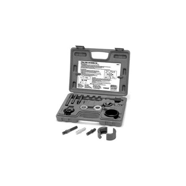 oem pulley puller installer kit instructions