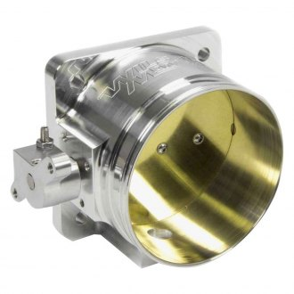"Wilson Manifolds® - 105mm 4.250"" OD Throttle Body with Wiggins Provision"