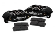 Wilwood® - Forged DPHA Front Caliper and Rotor Kits