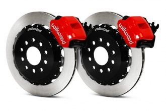 Wilwood® - Combination Parking Brake Caliper Rear Brake Kit