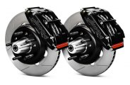 Wilwood� - Road Racing Brake Kit with Black Anodized Calipers