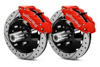 Wilwood® - Street Performance Brake Kit