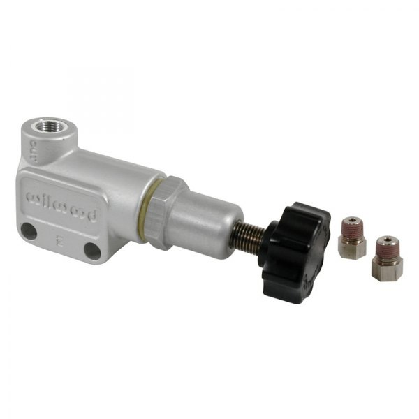 Wilwood® - Clear Anodize Proportioning Valve