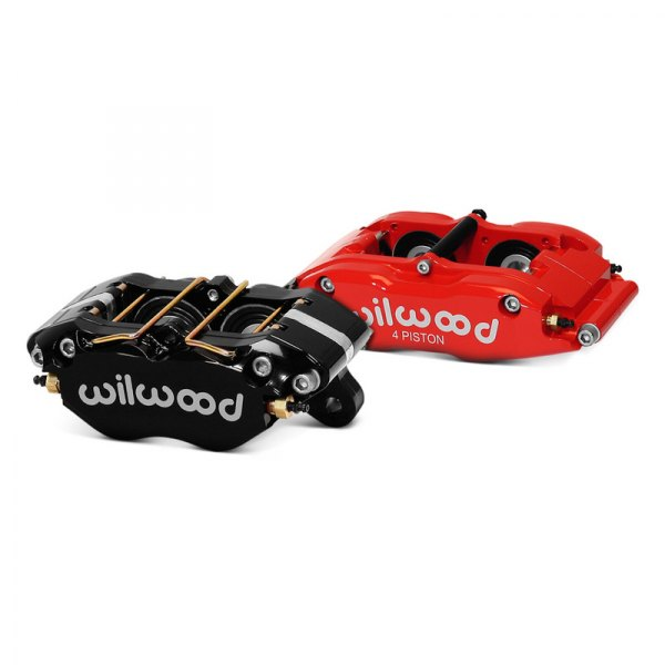 Wilwood® - Forged Narrow Superlite 4R 4-Pistons Rear Caliper