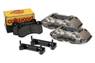 Wilwood® - W6A 6-Pistons Front Caliper Kit