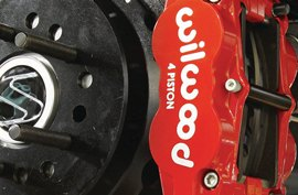 Wilwood® - Engineering Superlite Brake Kit