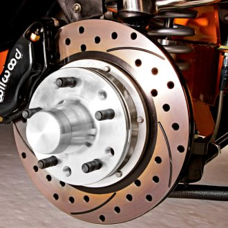 Wilwood® - Forged Dynalite Pro Series Front Brake Kit