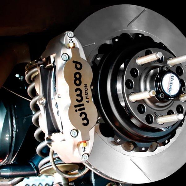 Wilwood® - Forged Narrow Superlite Big Brake Kit