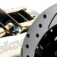 Wilwood® - Dynapro Dust-Boot 4 Piston Caliper