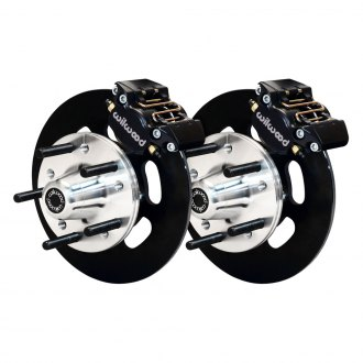 Wilwood® - Drag Race Plain Front Brake Kit