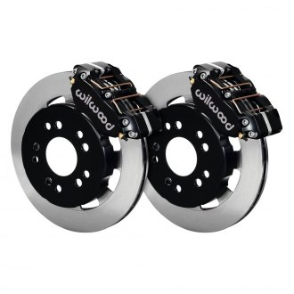 Wilwood® - Drag Race Plain Brake Kit