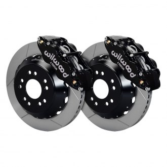Wilwood® - Street Performance GT Slotted Rotor Forged Narrow Superlite Caliper Brake Kit