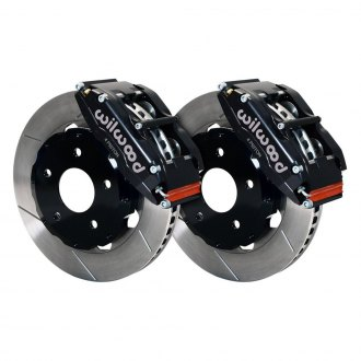 Wilwood® - Road Race GT Slotted Front Brake Kit