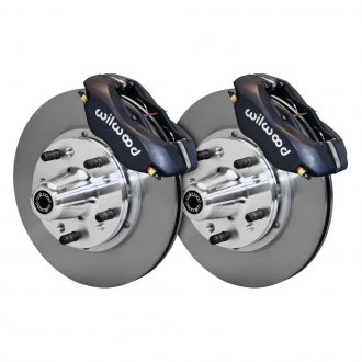 Wilwood® - Street Performance Plain Forged Dynalite Front Brake Kit