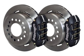 Wilwood® - Street Performance Plain Rear Brake Kit