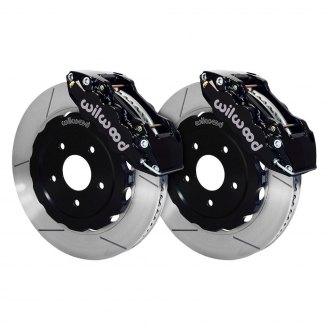 Wilwood® - Road Race GT Slotted Brake Kit