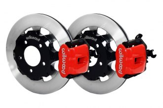 Wilwood® - Plain Combination Parking Rear Brake Kit